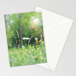 Wildflowers and the Woodland Stationery Cards
