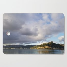 The Mouth of Andersons Bay Cutting Board