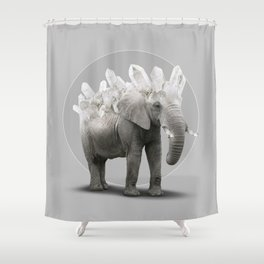 orenda II Shower Curtain
