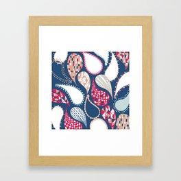 Paisley Pattern Framed Art Print