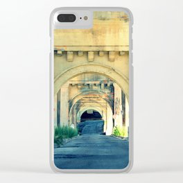Sometimes I Feel Clear iPhone Case