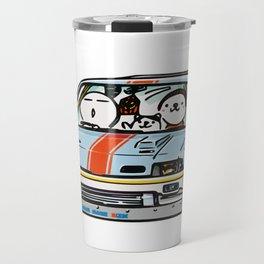 Crazy Car Art 0151 Travel Mug