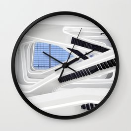 Zaha H A D I D | architect | Dominion Office Building Wall Clock
