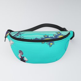Waiting on God Knows What Fanny Pack
