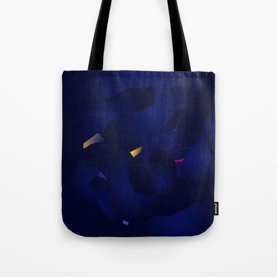 Interstellar Storm Tote Bag
