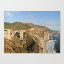 Bixby Creek Bridge Canvas Print