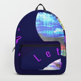 Let's to to the Moon! Backpack