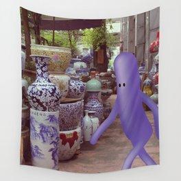 giro al mercato Wall Tapestry