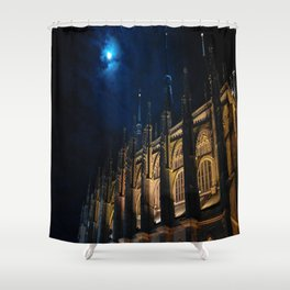 Kutna Hora - st. Barbara Shower Curtain