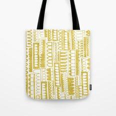 Golden Doodle humpy Tote Bag