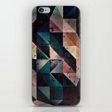 spyce chynnyl iPhone & iPod Skin