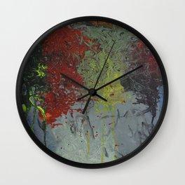 GetDirty Wall Clock