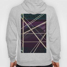 Crossroads - purple graphic Hoody