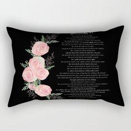 Proverbs 31 Rectangular Pillow