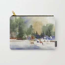 Colorado Horse Ranch Carry-All Pouch