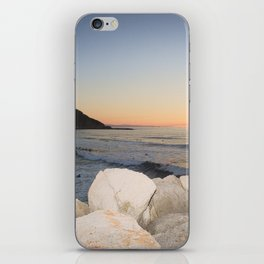 Zurriola Beach, Donostia-San Sebastian. iPhone Skin