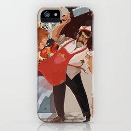 Taquero iPhone Case