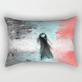 An Eerie Beauty Rectangular Pillow