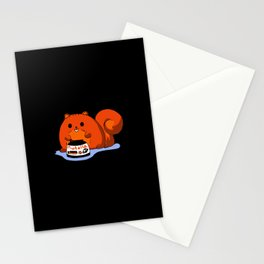 Sweet Nutella Stationery Cards