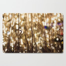 sparkle Cutting Board
