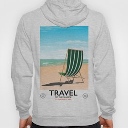 "TRAVEL ""To the seaside"" Hoody"