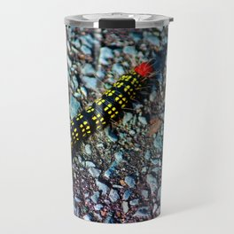 Azalea Caterpillar Travel Mug