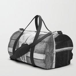 Buffalo Skull Duffle Bag