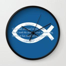 Diverged Wall Clock
