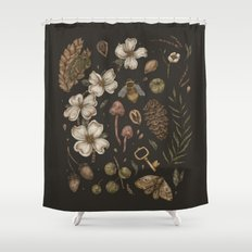 Nature Walks Shower Curtain
