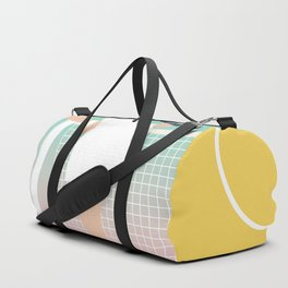 Let's Play #society6 #decor #buyart Duffle Bag