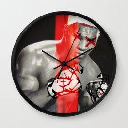 THE B U L L S A W R E D Wall Clock