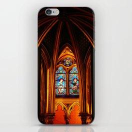 Refuge in Paris - I iPhone Skin