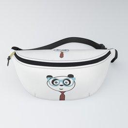Panda Nerd Fanny Pack