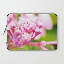 hortensie traum in pink Laptop Sleeve