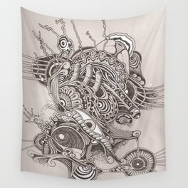 Strangeness Wall Tapestry