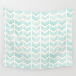 Sea Blue Dreaming Wall Tapestry