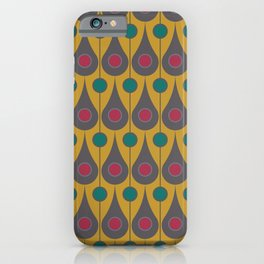 Maggie in Gold iPhone Case