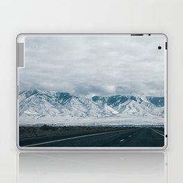 Road To The Mountains Laptop & iPad Skin