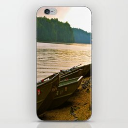 """Calling It A Day"" iPhone Skin"