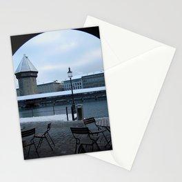 WINTER IN LUZERN Stationery Cards