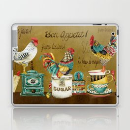 Roosters Majestic Laptop & iPad Skin