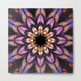 Artistic fantasy flower Metal Print