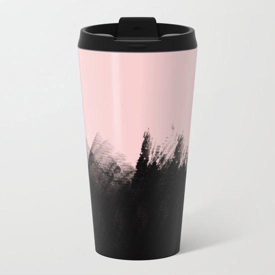Yin  Metal Travel Mug