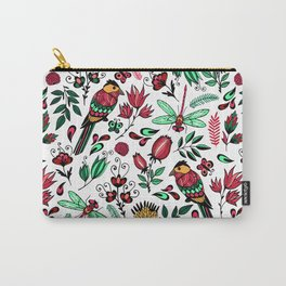 Birds and dragonflies Carry-All Pouch