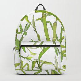 Bamboos Backpack
