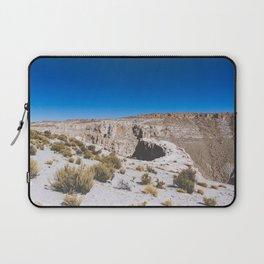 Over the Edges of the Atacama Desert, Bolivia Laptop Sleeve