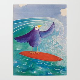 Surfs Up! Poster