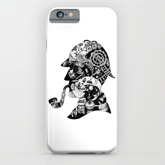 Mr. Holmes iPhone & iPod Case