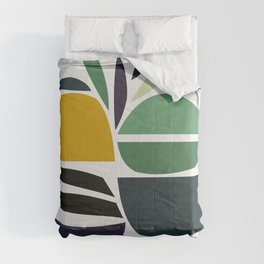 Abstract Plant Comforters