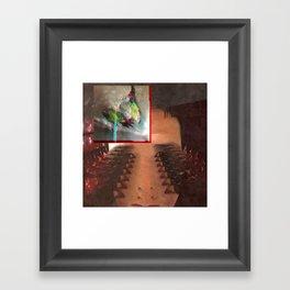 D E C I M 8 Framed Art Print